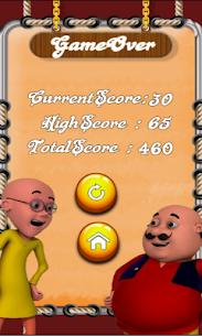 Motu Patlu Kanche Game 3
