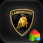 Lamborghini Dodol Theme Icon