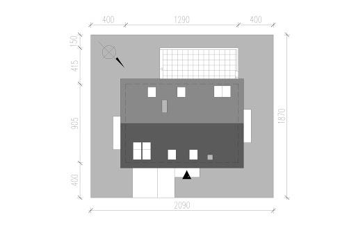 LIM House 06 - Sytuacja