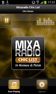 Mixaradio Chic List- screenshot thumbnail