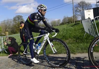 Ivan Sosa haalt ritzege binnen na sprint tegen Valverde