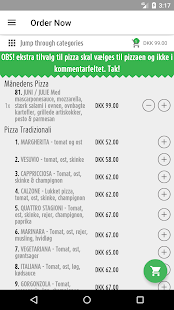 Pizzeria Costa Smeralda 2920- screenshot thumbnail