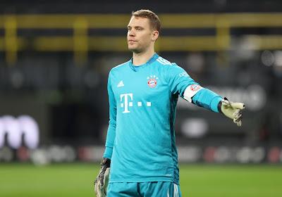 """Manuel Neuer sature : """"J'espère que nous ne connaitrons plus une saison comme celle-là"""""""