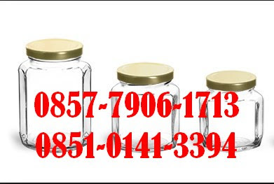 Gelas Jar: Glass Jar Murah SMS 085779061713