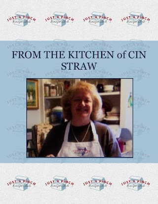 FROM THE KITCHEN of CIN  STRAW