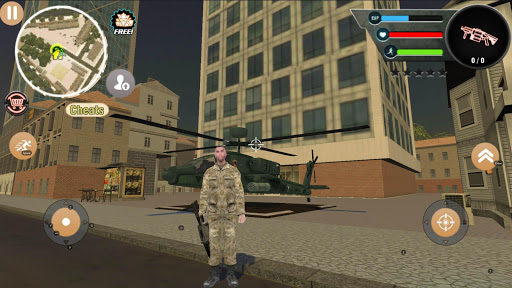 Special Ops Impossible Army Mafia Crime Simulator - screenshot