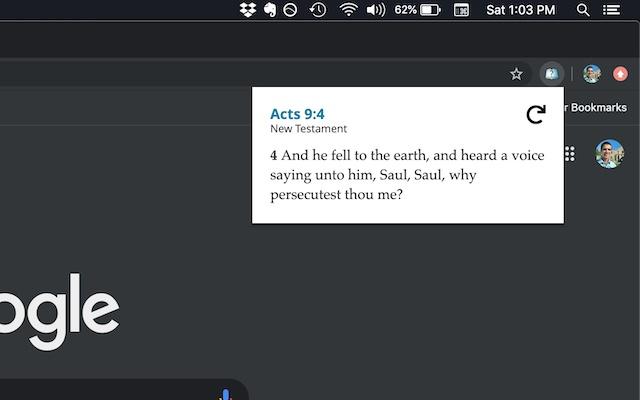 Random Scripture Generator
