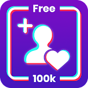 Get fans like and follower for Tiktk free
