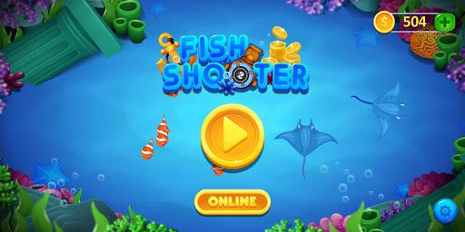 Fish Shooter - Fish Hunter android2mod screenshots 1