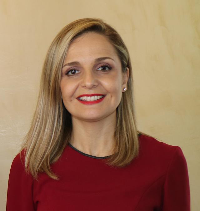 Maribel Sánchez, delegada del Gobierno de la Junta.