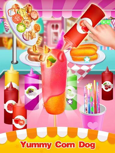 Carnival Street Food Chef 1.4 screenshots 2
