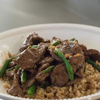 Beef Stir-Fry
