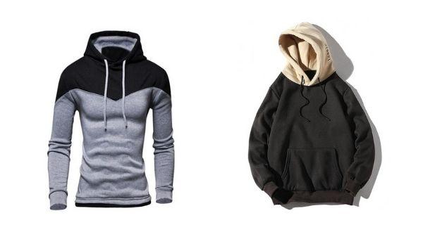 fitted streetwear hoodies