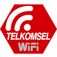 Telkomsel WiFi icon