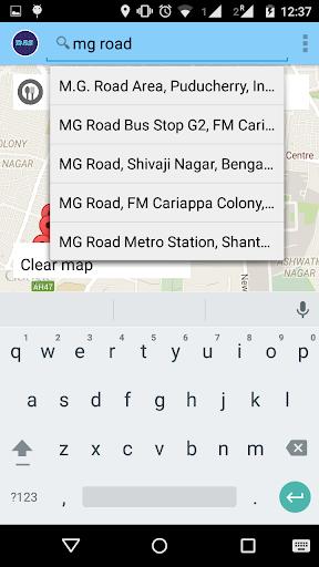 Destination Alarm System