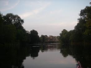 Photo: to już trzeci raz w tym roku przepłynę pod tym mostem