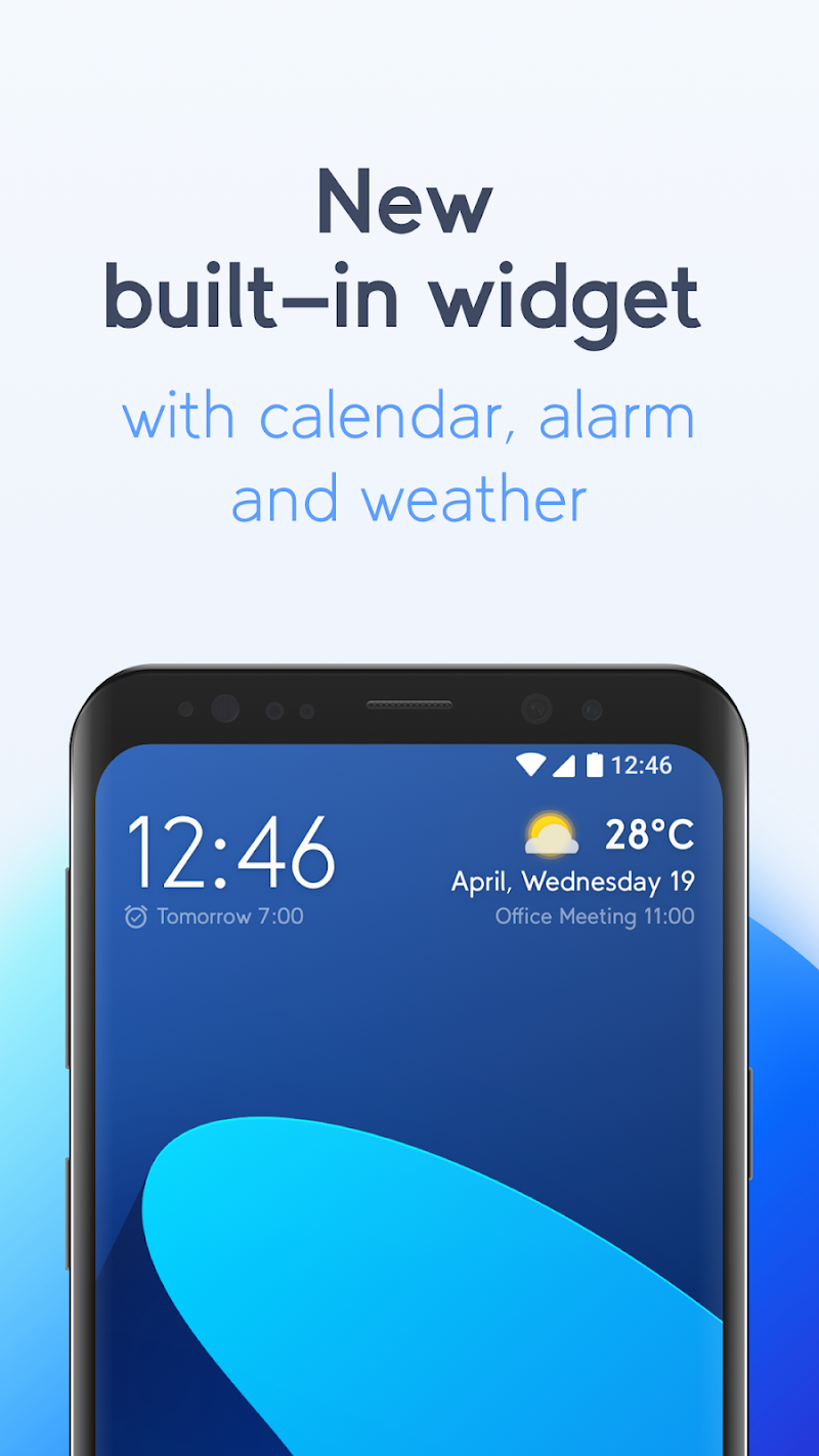 Smart Launcher 5 Screenshot 6