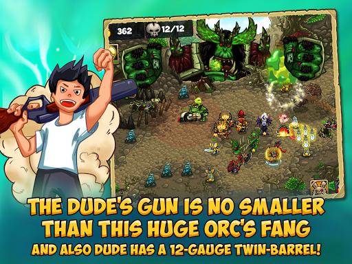 Booblyc TD - Cool Fantasy Tower Defense Game screenshots 11