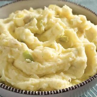 Creamy Garlic Mashed Potatoes