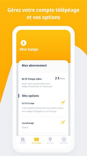 Ulys by VINCI Autoroutes screenshot 3