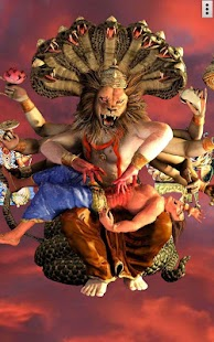 4D Narasimha Live Wallapaper - náhled
