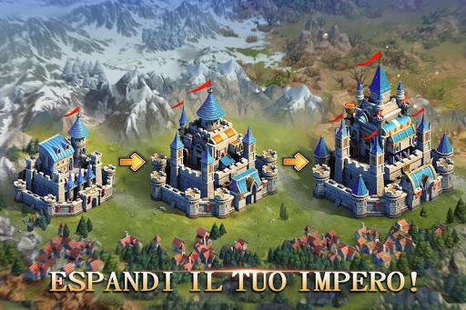 Kingdoms Mobile - Total Clash  άμαξα προς μίσθωση screenshots 2