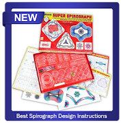 Best Spirograph Design Instructions icon
