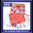 Best Spirograph Design Instructions APK