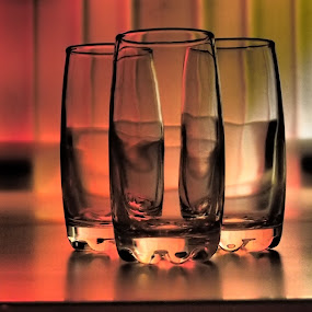 Another glasses by Lisawati Gunawan - Artistic Objects Glass ( glass artistic object )