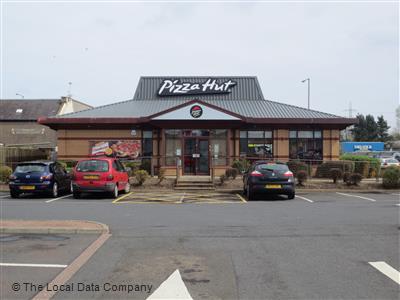 Pizza Hut On Low Glencairn Street Restaurant Pizzeria In
