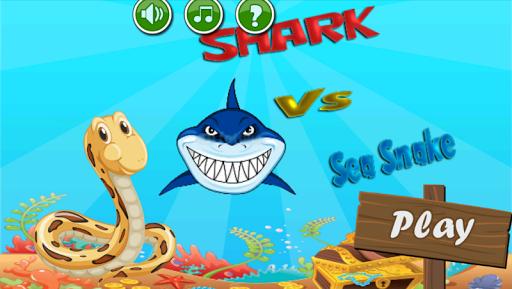 Shark Vs Sea Snake