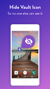Vault : Hide Pictures, Videos, Gallery & Files Screenshot