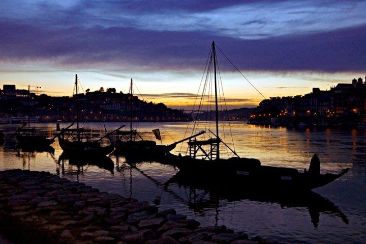Lungo il Rio Douro di Phango