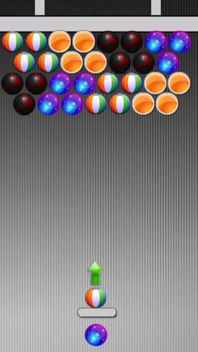 Bubble shooter HD 3D games