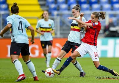 Elke Van Gorp schreef geschiedenis met eerste Belgische EK-doelpunt ooit, dit had ze erover te vertellen