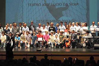 Photo: Campeões do Futebol Distrital
