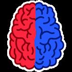 Left vs Right: Brain Training Icon