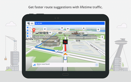 GPS Navigation & Maps Sygic screenshot 11