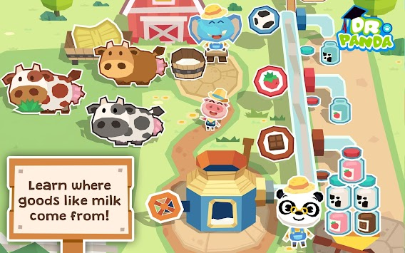 Dr. Panda Farm APK screenshot thumbnail 12