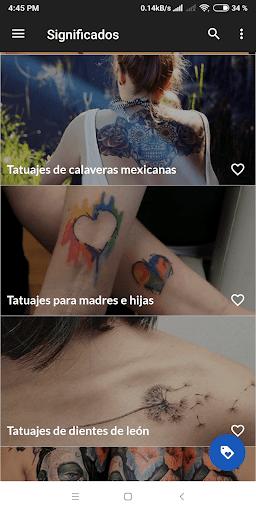 SigTat: Significados de los Tatuajes 1.0.8 Screenshots 8