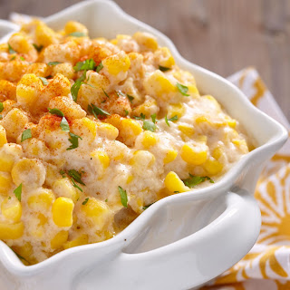 Rudy's Slow Cooker Creamed Corn