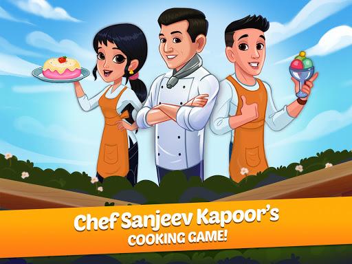 Chef Sanjeev Kapoor's Cooking Empire 1.0.5 screenshots 9