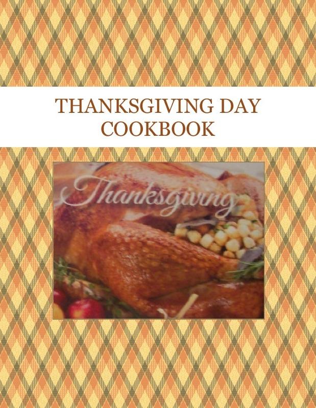 THANKSGIVING DAY COOKBOOK