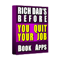 Rich Dad's Before You Quit Your Job Book Apps icon