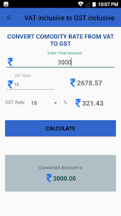 GST Quick Reference- screenshot thumbnail