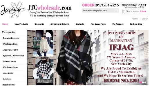Wholesale Scarves For Women screenshot 0
