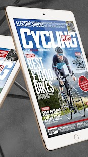 Cycling Plus- screenshot thumbnail