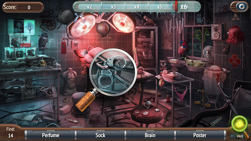Sin City Detective – Hidden Objects  screenshots 2