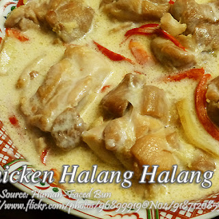 How to Cook Halang-Halang