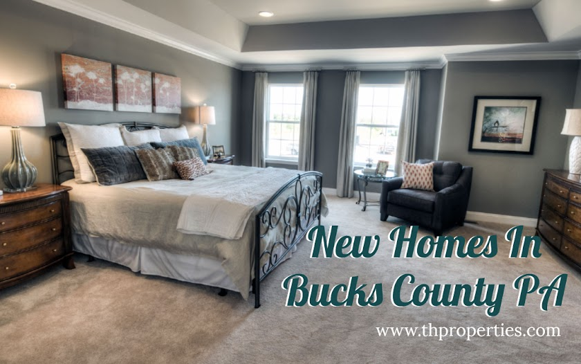 New Homes In Bucks County PA